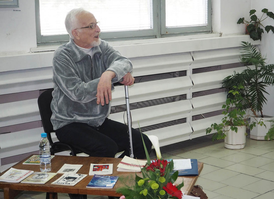 Image result for поет, журналист и общественик Дулинко Дулев
