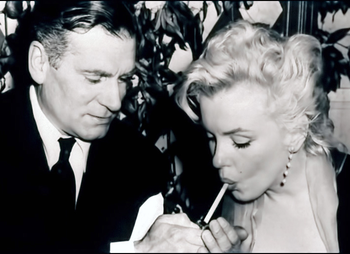 Laurence_Olivier_and_Marilyn_Monroe_acto