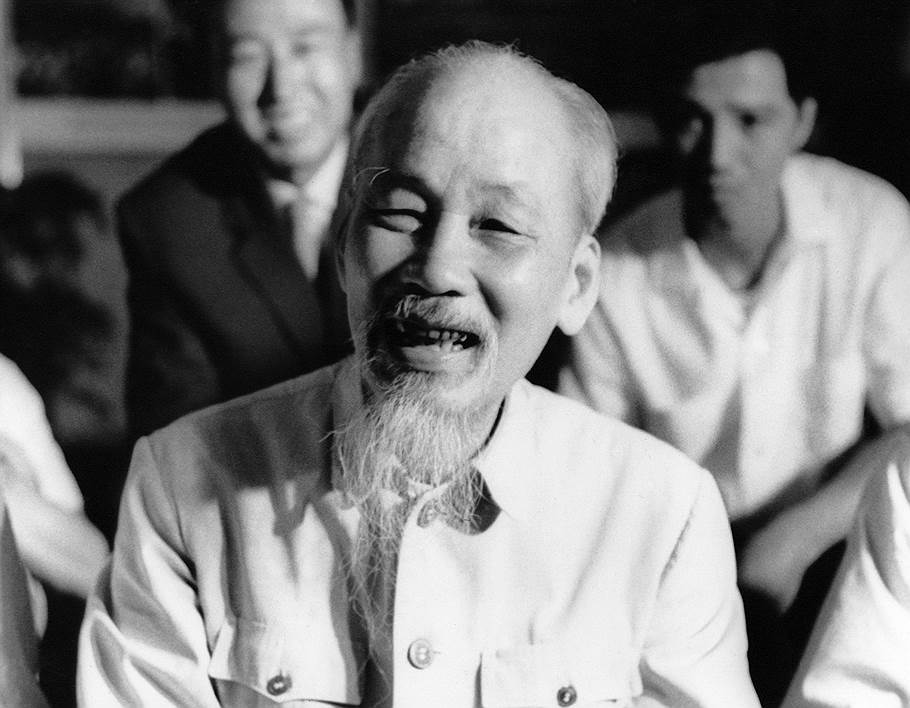 Резултат с изображение за Хо Ши Мин Виетмин